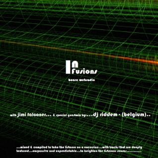 inFusions #05 guestmix Dj Riddem - 18:11:12