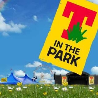 Calvin Harris - Live at T in The Park 2014 - 12-JUL-2014