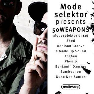 A Made Up Sound - Live @ 5 Days Off, Melkweg, Amsterdam (07-03-2013)