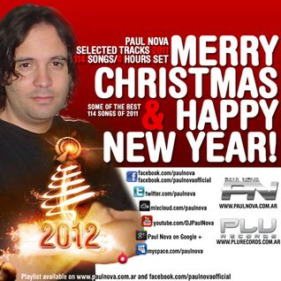 Paul Nova Live Mix 288 - Selected Tracks of 2011