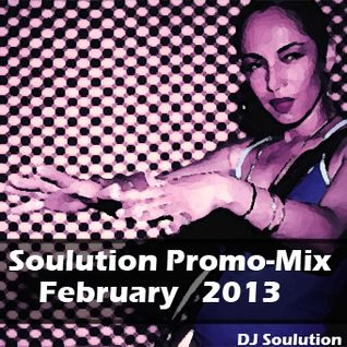 Soulution Promo-Mix February 2013