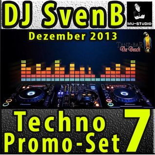 DJ SvenB - Techno Promo Set 7 (Dezember 2013) [Techno]