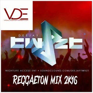 Reggaeton Mix 2016 Dj Twiizt