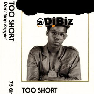 Too $hort Mix By @DjBiz aka Showbiz East Oakland