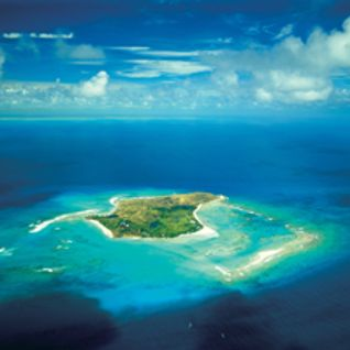 John & Fred go to the island