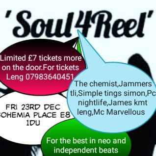THE SOUL EXP SHOW ON RAW SOUL RADIO 01/12/2016