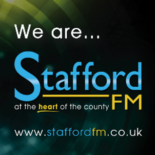 Sarah Heathcote talks with Ray Crowther on Stafford FM