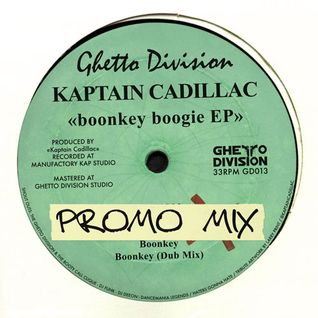 Kaptain Cadillac - Boonkey Boogie Promo Mix