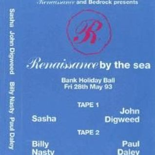 Sasha and John Digweed  - Live at Renaissance by the sea, Hastings Pier, UK (28-05-1993)
