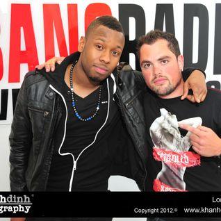 Starboy Nathan joins LP for #UKfocus at www.wearebang.com Bang Radio