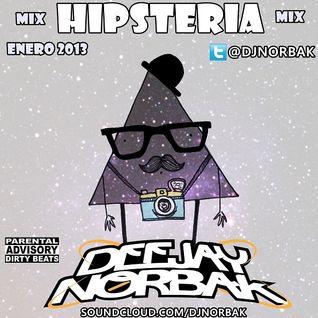 DJ NORBAK - Hipsteria Mix [Enero 2013]