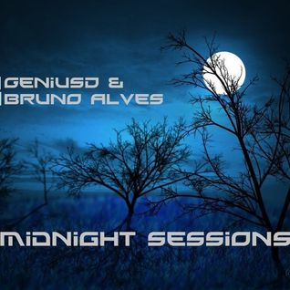Bruno Alves & Genius D With Flykyver - Presents Midnight Sessions 180