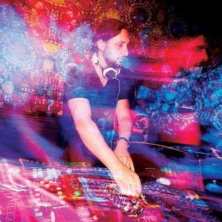 Sharam - Live at Soundcheck (Washington D.C.) - 26-Nov-2015