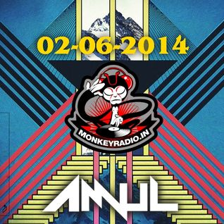 02-06-2014__Disco Freak feat AmuL [ Monkey Radio India ]