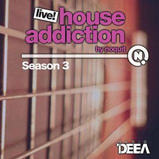 House Addiction Live Season 3 Ep 03 19.09.2013
