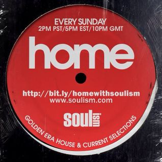"Kelvin K - ""Home"" With Soulism - Broadcast 30.06.14"