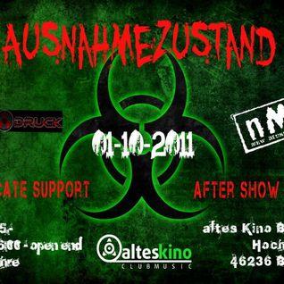 Miss_MissGeSchick @ Ausnahmezustand, Altes Kino, Bottrop 01-10-2011