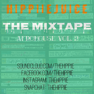 HIPPIIEJUICE - AFROHOUSE VOL. 2
