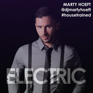 Marty Hoeft - #HOUSETRAINED Sessions 13: 31/1/16