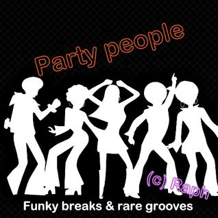 Party People Vol.1