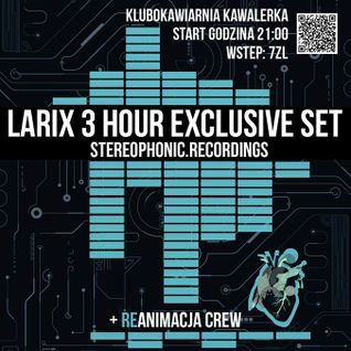 Larix - Re/Animacja Toruń 22.11.2013