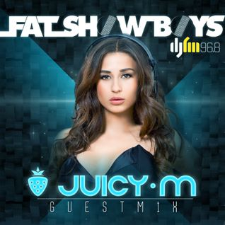 Juicy M - Guestmix on DJFM [12.04.2013]
