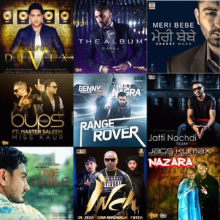 2015 : New Bhangra Music : Episode #02