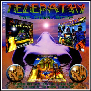 DJ SS B2B Funky Flirt w/ Stevie Hyper D & MC Det - Telepathy - Final Step - Club UN - 6.7.96