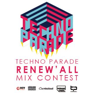 Red F presente technoparade2012-renewall