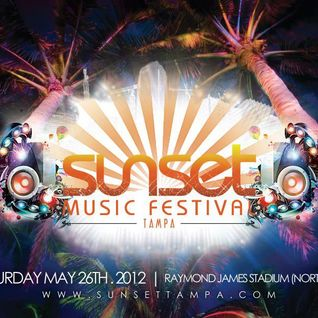 Sunset Music Festival Promo Mix 2012