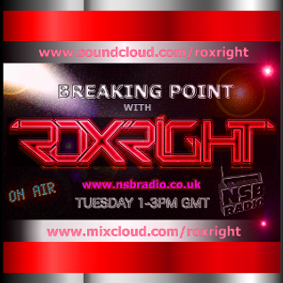Breaking Point With Roxright On NSB Radio 30 7 13