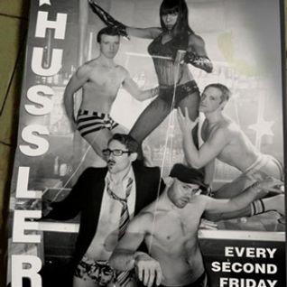 one-900 @125 bpm — hussler 3 year anniversary — pony seattle — 11 jan 13