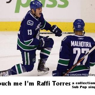 Spin 45s >> Touch Me I'm Raffi Torres