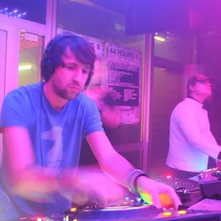 Slobodan Popovic aka dj P.S. broken hand mix@ live, 26. April 2012