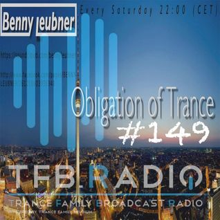 Podcast - Obligation of Trance #149