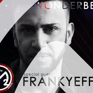 "M2o ""Wonderbeat 203"" Special Guest FRANKYEFFE"