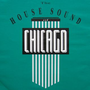 JKBX #35 - The House Sound Of Chicago 1985-1988