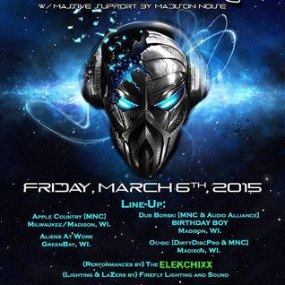 Live at Inferno, Madison, WI 03-06-15