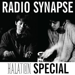 "HALATION MIX 02 by RYOHEY for FM NORTH WAVE ""RADIO SYNAPSE"" 2014.09.13"