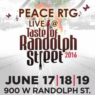 Peace RTG Live @ Taste of Randolph 2016
