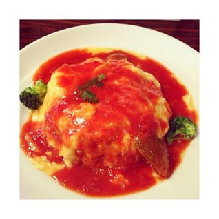 Omurice Mix