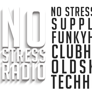 Antek Live on No Stress Radio 25-03-16