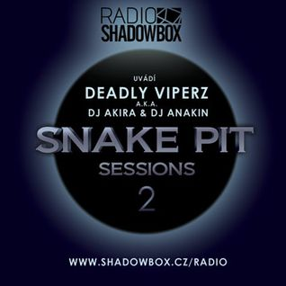 Deadly Viperz: Snake Pit Sessions #02 (04/2011)