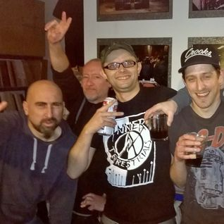 Live From Hackney with ThermoBee, James Kinetec, D.D.R. & OB1 (Dec 2015)