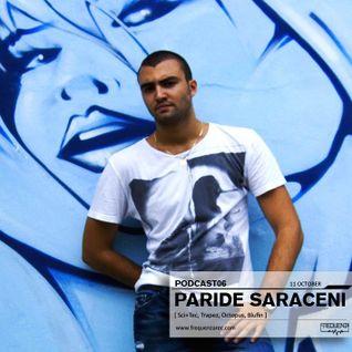 Frequenza Podcast06 - Paride Saraceni