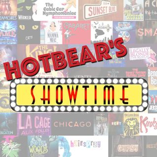Hotbear's Showtime - Ivan Jackson - piratenationradio.com 06 Dec 2015