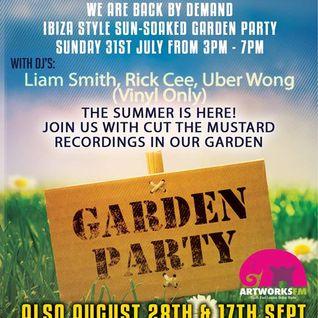 Liam Smith Ibiza Summer 16