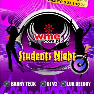 W.M.E. STUDENTS NIGHT Promo mix@19.06.2011 by dj.V2 aka Peter Telish