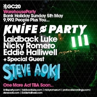 Gatecrasher GC 20 Part 1 Guest Mix: Steve Aoki