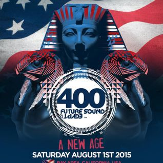 Arctic Moon vs Jordan Suckley - Live @ FSOE 400 USA, San Jose - 01.08.2015
